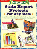 State Report Projects for Any State