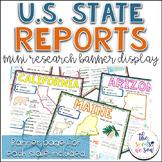 State Report Research and Banner Display Project