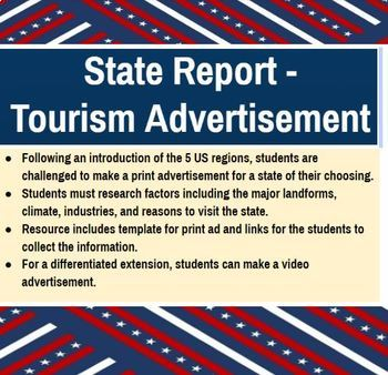 State Report - Tourism Advertisement