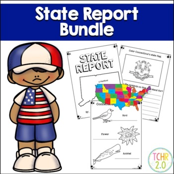 50 United States Research Report Bundle
