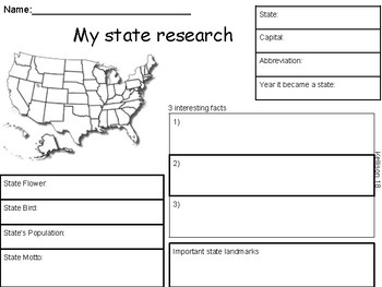 State Research