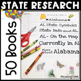 United States Research - A State Book for ALL the U.S. States