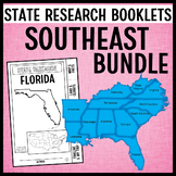 State Research Booklets Southeast Bundle