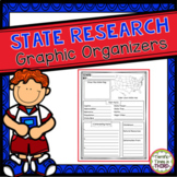 State Research Graphic Organizers