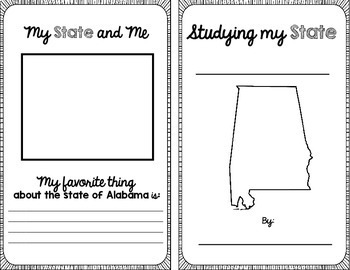State Research & History Project {Alabama}