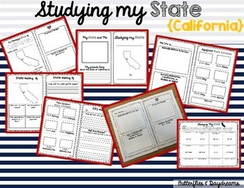 State Research & History Project {California}