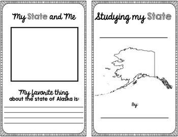 State Research & History Project {Alaska}