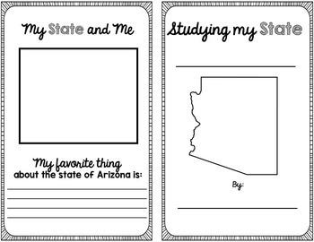 State Research & History Project {Arizona}