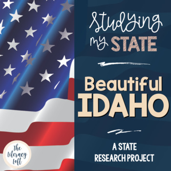 State Research & History Project {Idaho}