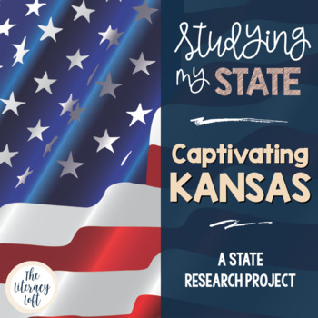 State Research & History Project {Kansas}