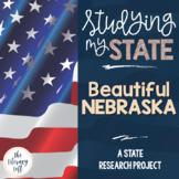 State Research & History Project {Nebraska}