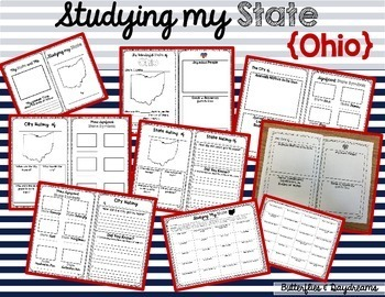State Research & History Project {Ohio}