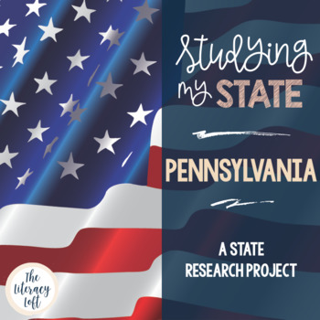 State Research & History Project {Pennsylvania}