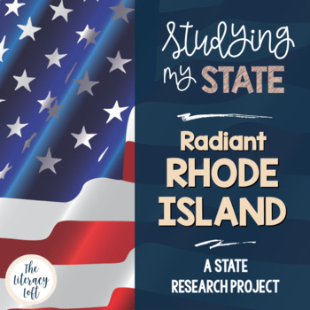 State Research & History Project {Rhode Island}