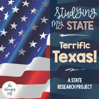 State Research & History Project {Texas}