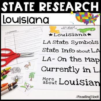 State Research - Louisiana