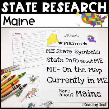 State Research - Maine