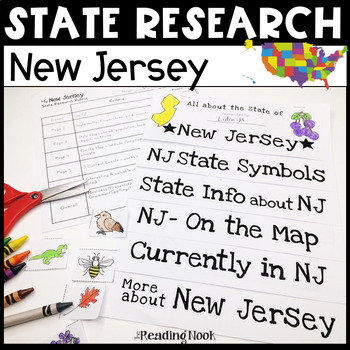 New Jersey Symbols Teaching Resources Teachers Pay Teachers