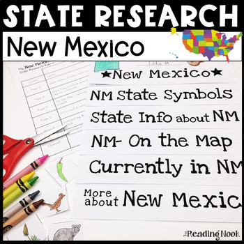 State Research - New Mexico