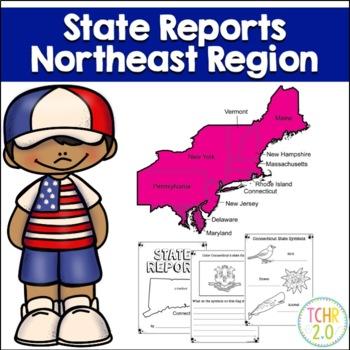 Northeast Region State Research Bundle