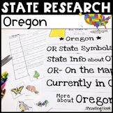 State Research - Oregon