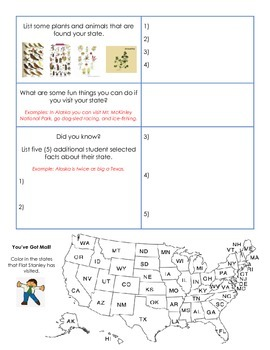 State Research Packet