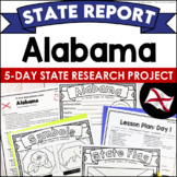 State Research Project | ALABAMA Print-and-Go Paper State Report