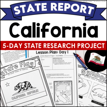 State Research Project: CALIFORNIA (Print-and-Go Paper State Report)