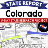 State Research Project: Colorado