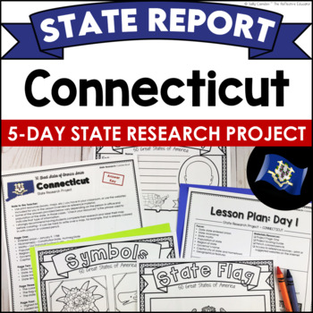 State Research Project: Connecticut