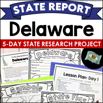 State Research Project: Delaware