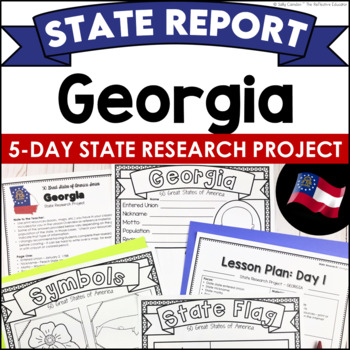 State Research Project: Georgia