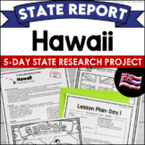 State Research Project: HAWAII (Print-and-Go Paper State Report)