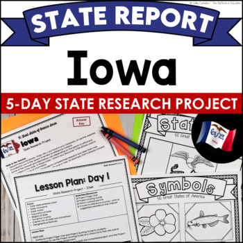 State Research Project: Iowa