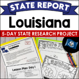 State Research Project: Louisiana