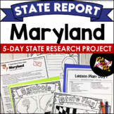 State Research Project: Maryland