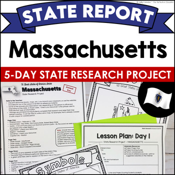 State Research Project: Massachusetts