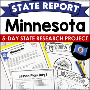 State Research Project: Minnesota