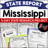 State Research Project: MISSISSIPPI (Print-and-Go Paper State Report)