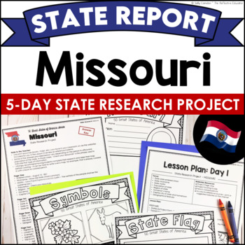 State Research Project: Missouri