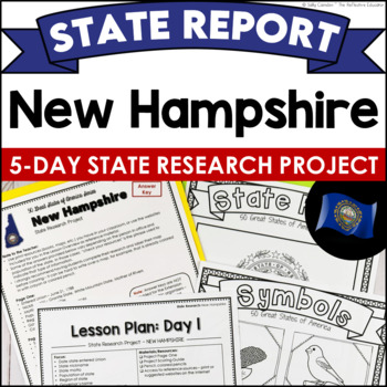 State Research Project: New Hampshire