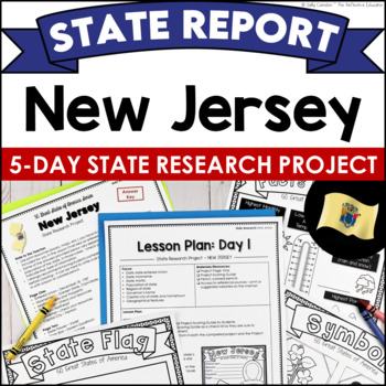 State Research Project: New Jersey