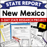 State Research Project: NEW MEXICO (Print-and-Go Paper State Report)