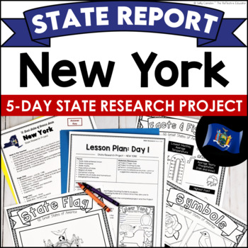 State Research Project: New York
