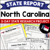 State Research Project | NORTH CAROLINA  Print-and-Go Pape
