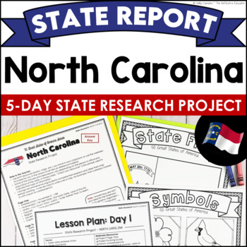 State Research Project: North Carolina
