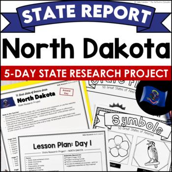 State Research Project: North Dakota