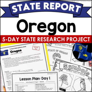 State Research Project: Oregon