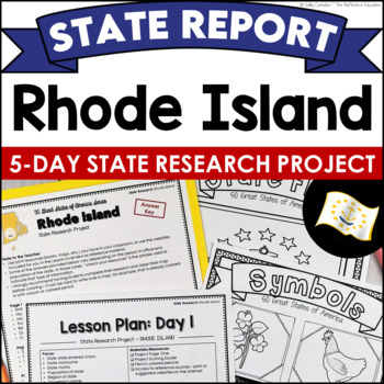 State Research Project: Rhode Island