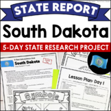 State Research Project: SOUTH DAKOTA  (Print-and-Go Paper
